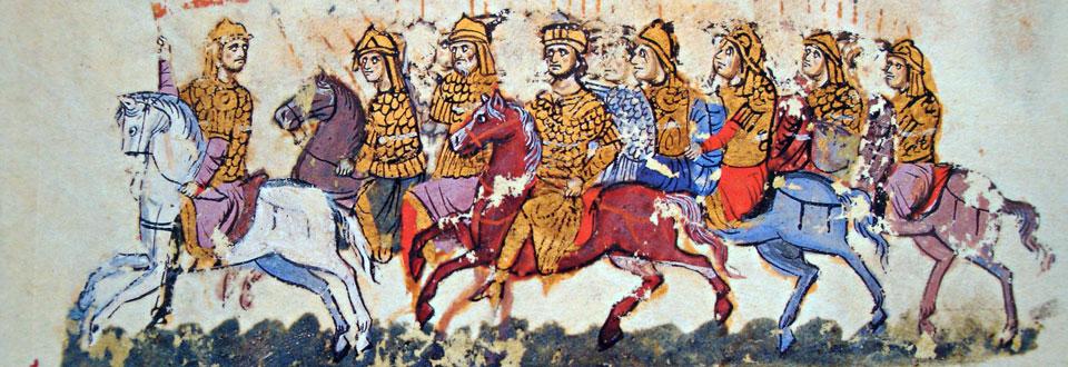 9th century A.D.